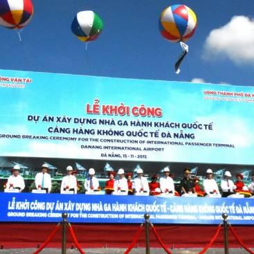 Dự án cảng hàng không quốc tế Đà Nẵng