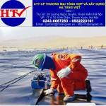 Dịch vụ thi công màng chống thấm HDPE