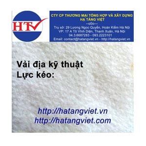 vải địa kỹ thuật VNT12