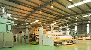 Nhà máy Vải địa kỹ thuật Haicatex