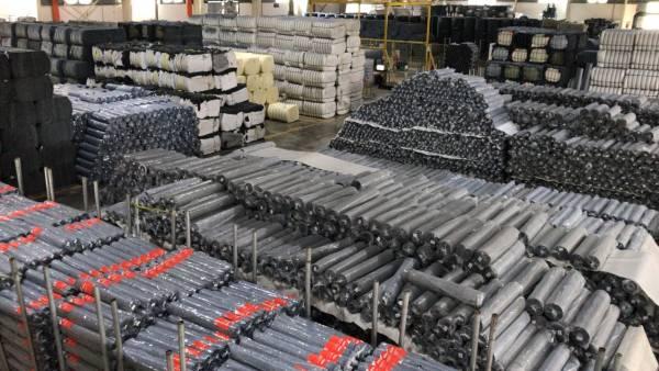 Nhà máy sản xuất tấm lót bảo vệ sàn